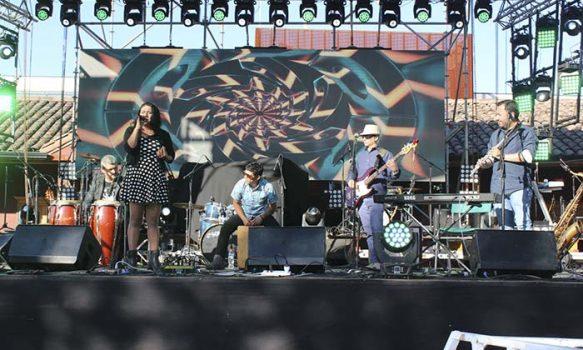 En Santa Cruz se vivió el día de la música y los músicos chilenos