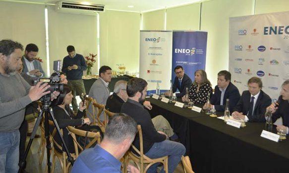 ENEO 2019 fue presentado a los medios de comunicación