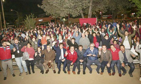 Familias de Población Manuel Rodríguez mejorarán su calidad de vida