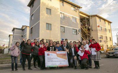 Gobierno invertirá más de $600 millones en el mejoramiento de tres condominios sociales de Rancagua