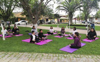 Hospital de Marchigüe conmemoró el Día de la Salud Mental
