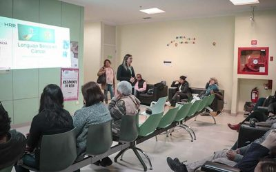 Hospital Regional conmemora Semana contra el Cáncer