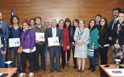 Juzgado de Garantía de Rancagua encabezó ceremonia de egreso de usuarios del tribunal de tratamiento de drogas