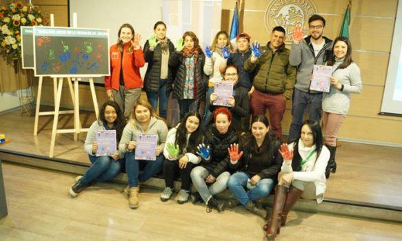 Lanzan guía para prevención del suicidio en estudiantes