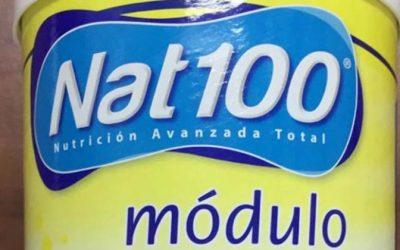 Minsal ordena retiro de suplemento energético NAT 100 Módulo Calórico