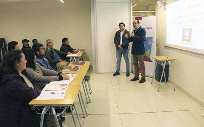 MOP pone en marcha inédito Programa de Capacitación dirigido a operadores de sistemas APR en la región