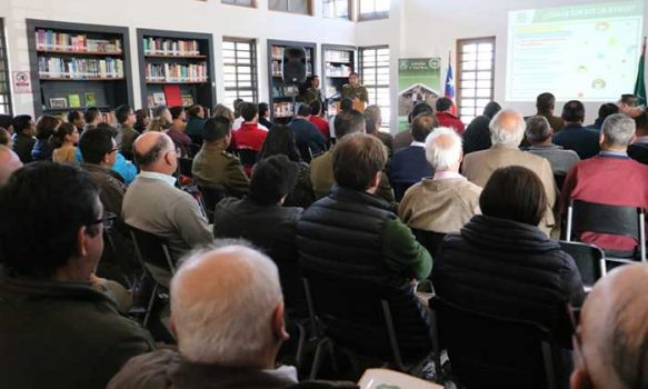 Prefectura de Colchagua realizó seminario de Juntas de Vigilancia Rural