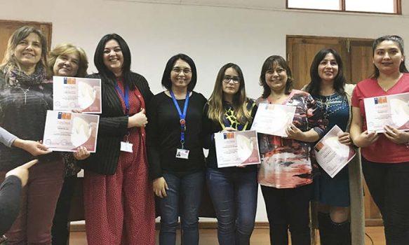 Premian a cinco Cesfam por cumplimiento en materia de inmunizaciones