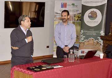 ¿Qué dice un árbol?: Ciprés de la Cordillera entrega datos de precipitaciones e incendios