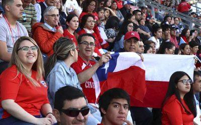 """Rancagua cumplió con la """"roja"""" femenina"""