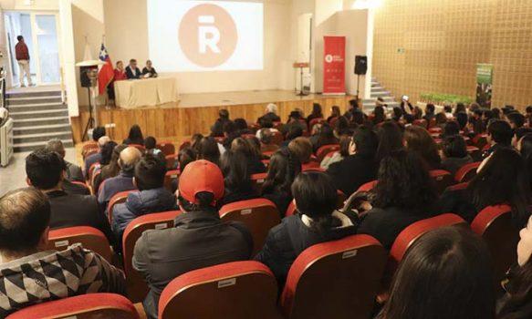 Rancagüinos se reúnen para conversar sobre el cambio climático