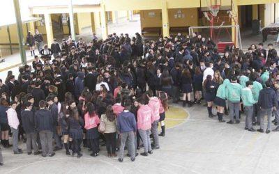 Salud se hizo presente en simulacro de terremoto en educación