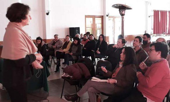 Se realizó el Primer Encuentro Regional de encargados municipales de cultura