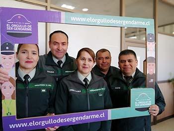 """Seleccionados del concurso de """"El orgullo de ser Gendarme"""""""