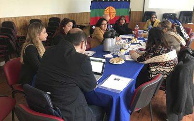 Seremi lidera encuentro con municipios y comunidades indígenas para la implementación del Programa de Educación Intercultural