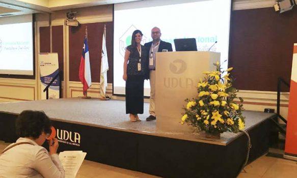Unidad de Hospitalización Domiciliaria expone en jornada nacional
