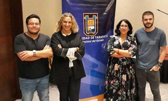 Académicos e investigadores UOH participaron en Congreso de la Red de Carreras de Psicología del CUECh
