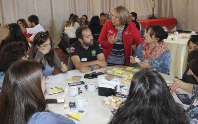 Capacitan a profesionales municipales de Colchagua