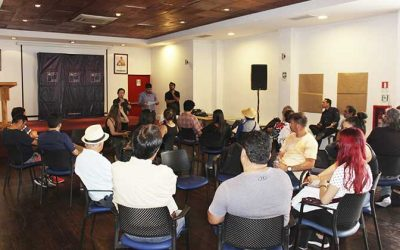 Con gran éxito se realizaron los primeros diálogos ciudadanos de cultura