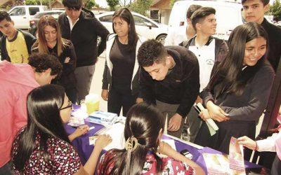 Conmemoración del día de la eliminación de la violencia contra la mujer en Palmilla