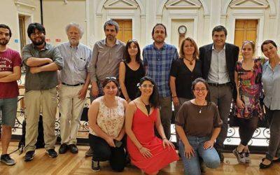 Director de Escuela de Ingeniería UOH preside nueva Asociación Chilena de Ingeniería Geológica