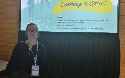 Directora del Instituto de Ciencias de Salud UOH presentó estudio en reunión regional para investigación del Autismo