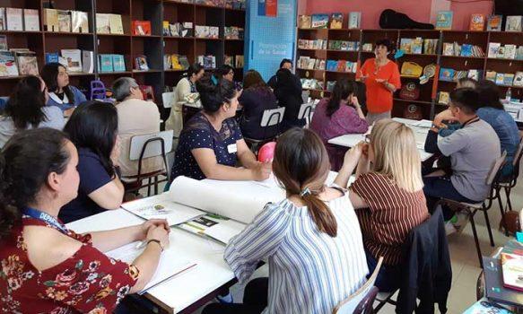 En Chimbarongo y Nancagua Seremi de Salud realiza talleres familiares en base al Sistema Elige Vivir Sano