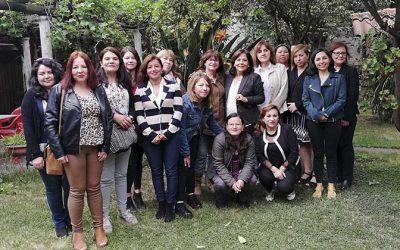 """Finaliza exitosamente """"Escuela de líderes políticas"""" en San Fernando"""