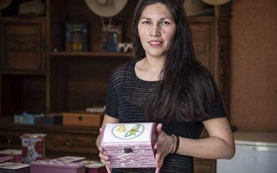 Fondo Esperanza celebra el mes del artesano con innovadores emprendimientos