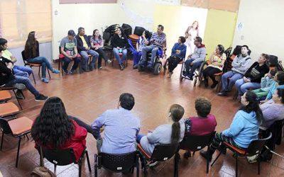 Generando un espacio de diálogo sobre inclusión laboral en Chimbarongo
