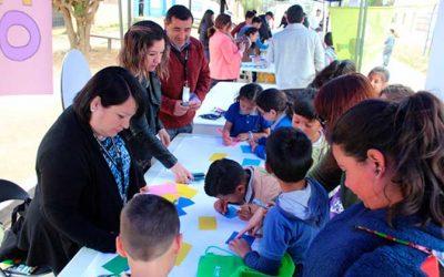 Gobernación de Cardenal Caro participa de la conmemoración de la Convención de los Derechos del Niño