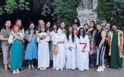 Invitan a la comunidad a celebrar junto a la Gruta de Lourdes la Fiesta de cristo Rey
