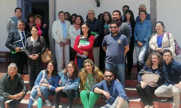 La realidad de los migrantes y cómo apoyarlos fue la temática de seminario realizado en Lolol