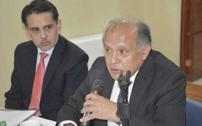 Ministro de la Corte Suprema encabeza mesa de trabajo interinstitucional de familia en Rancagua