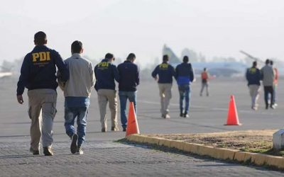 O'Higgins: 50 extranjeros serán expulsados del país