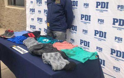 PDI detiene a 5 personas por saqueo a supermercado en Rancagua
