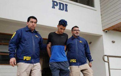 PDI detiene a sujeto que habría participado en saqueos al terminal de San Fernando