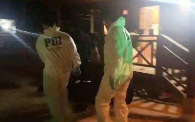 PDI investiga el Femicidio de una mujer de 27 años en Marchigüe