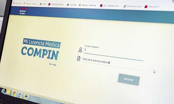 Se inician nuevas funciones en plataforma digital de licencias médicas