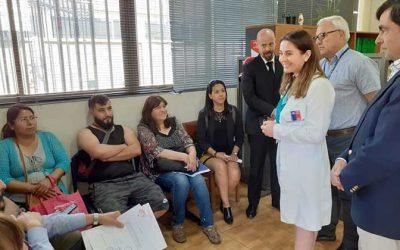 Seremi de Salud y Economía anuncian medidas para facilitar autorizaciones sanitarias a Pymes