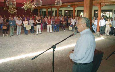 Seremi Obras Públicas hizo llamado a cuidar el agua en inauguración Feria Proveedores de Sistemas APR