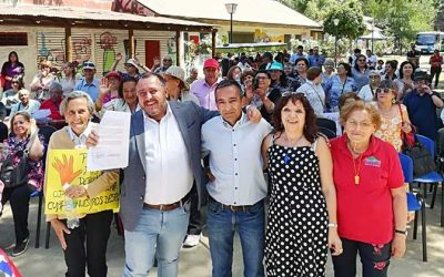 Único en Chile: transporte público es gratuito para adultos mayores en Graneros
