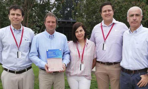 Agrosuper recibe premio por su producción sustentable