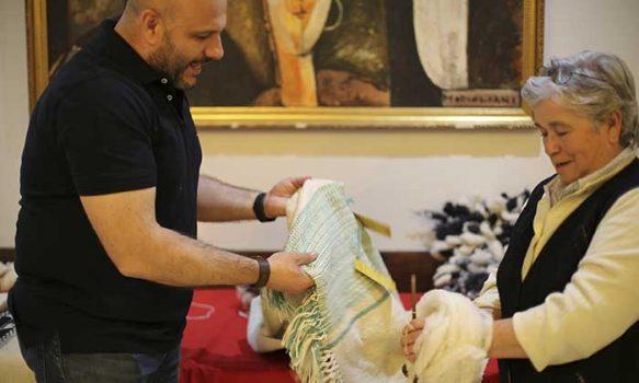Artesanas que trabajan con lana merino se capacitaron en comunicación efectiva para potenciar sus ventas