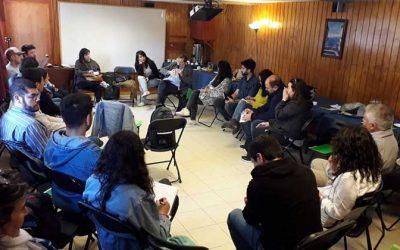 Capacitaciones y balances marcan el 4° Encuentro de la Red de Espacios Culturales