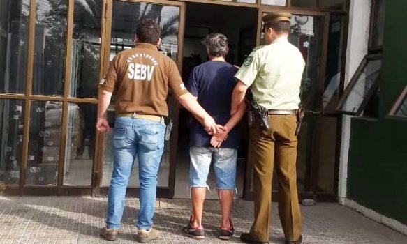 Carabineros logró la detención de dos sujetos prófugo de la justicia
