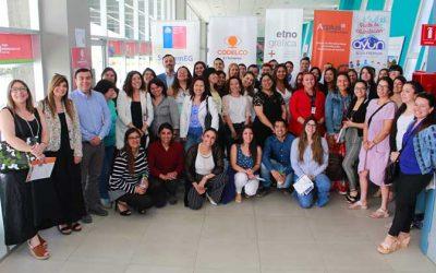 Clase magistral sobre equidad de género a empresas rancagüinas