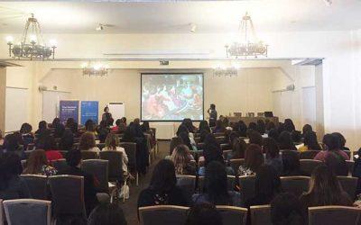 Con importante asistencia se realizó el II Encuentro de Mediadores de Lectura
