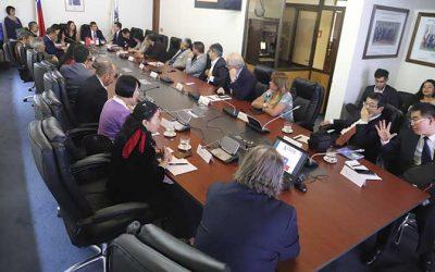 Consejeros Regionales se reúnen con delegación política de la provincia China de Guizhou