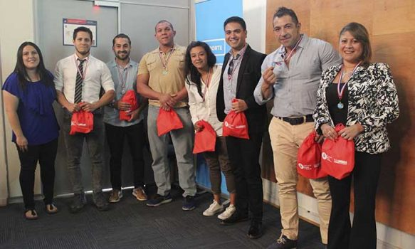 Corporación Municipal de Deportes de Rancagua despidió el 2019 con positivo balance
